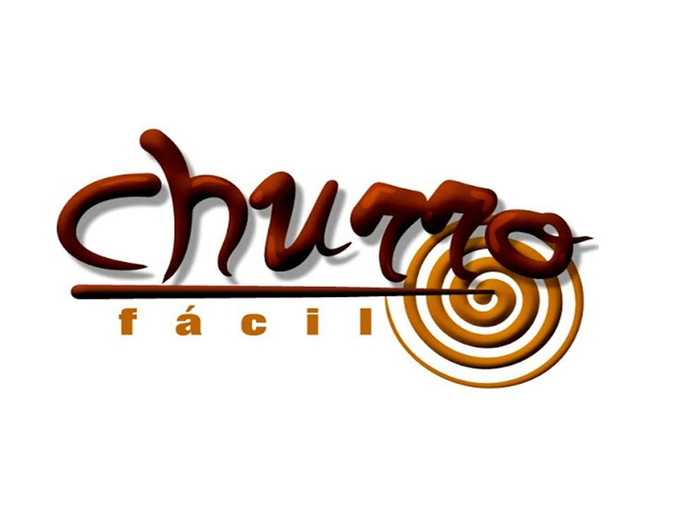 Logo Churro Facil